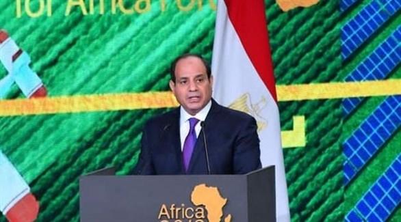 الرئيس عبد الفتاح السيسي (أرشيفية)