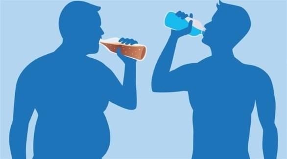 المشروبات السكرية من عوامل زيادة حجم البطن (تعبيرية)