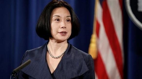 المحامية الأمريكية جيسي ليو (أرشيف)