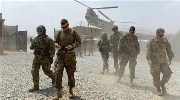 جنود أمريكيون في العراق (أرشيف)