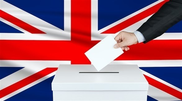صندوق اقتراع في بريطانيا (أرشيف)