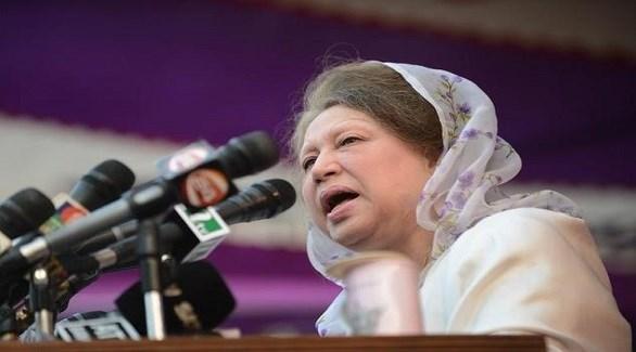 رئيسة الوزراء البنغالية السابقةخالدة ضياء (أرشيف)