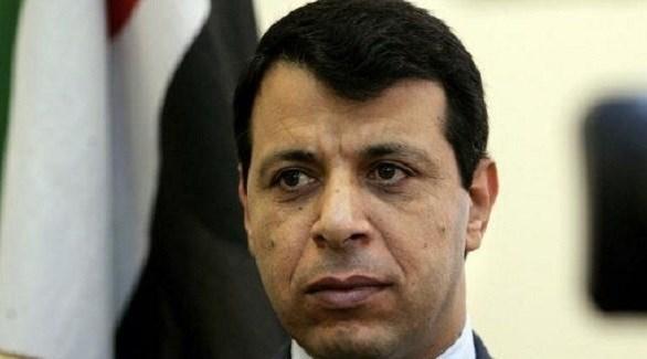 القيادي الفلسطيني محمد دحلان (أرشيف)