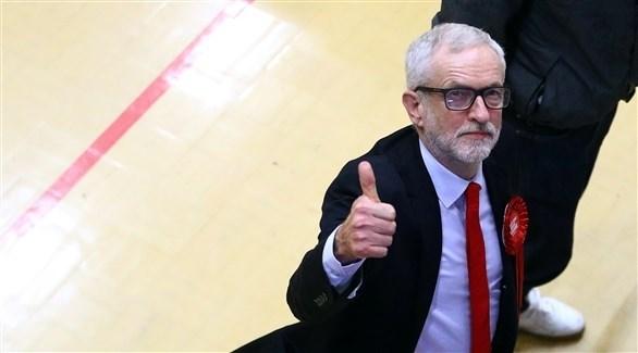 زعيم حزب العمال في بريطانيا جيرمي كوربن (رويترز)