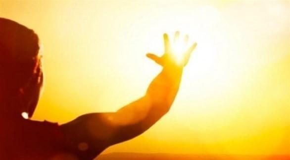 ينبغي تعريض 20 بالمائة من جلد الإنسان للشمس (تعبيرية)