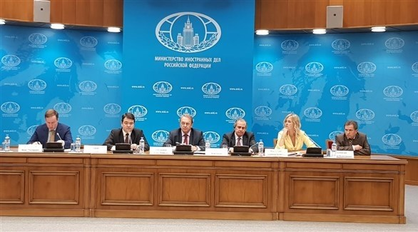 خلال الاجتماع (الخارجية المصرية)
