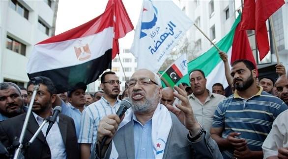 حزب النهضة الإخواني بتونس (أرشيفية)