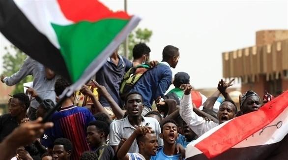 من تظاهرات الخرطوم (أرشيف)