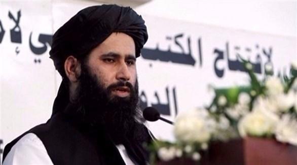 المتحدث باسم طالبان، ذبيح الله مجاهد (أرشيف)