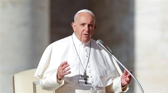 بابا الفاتيكان فرنسيس (أرشيف)