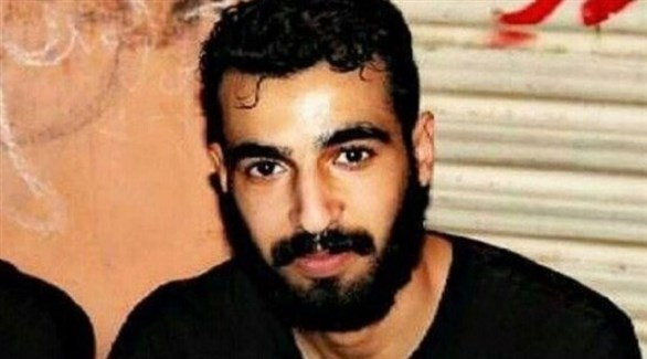 الإرهابي البحريني علي العرب (أرشيفية)