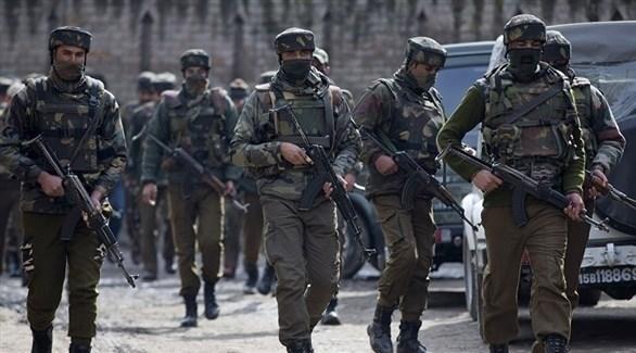 جنود هنود في كشمير (أرشيف)