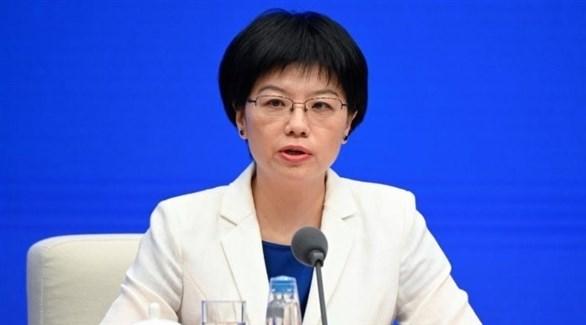 المتحدثة باسم مكتب شؤون هونغ كونغ وماكاو، شو لوينغ (أرشيف)