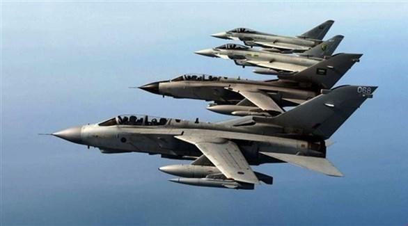 مقاتلات للتحالف العربي في اليمن (أرشيف)
