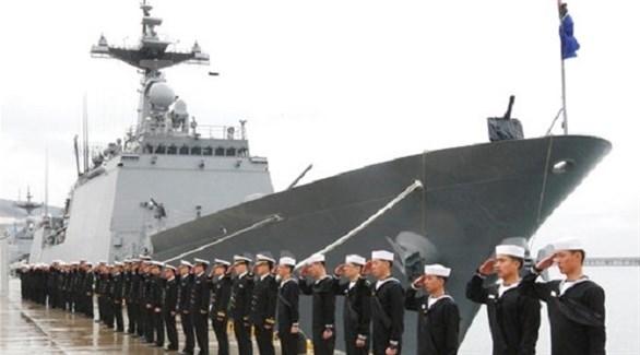 من احتفلات القوات البحرية في كوريا الجنوبية (أرشيف)