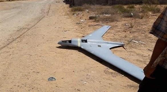 إسقاط طائرة ثامنة مسيرة تركية في ليبيا (أرشيف)