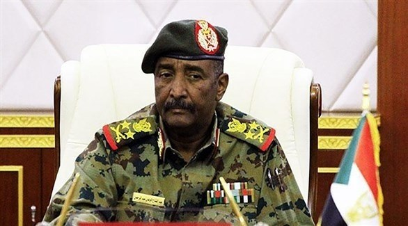 رئيس المجلس العسكريّ السوداني عبد الفتاح البرهان (أرشيف)