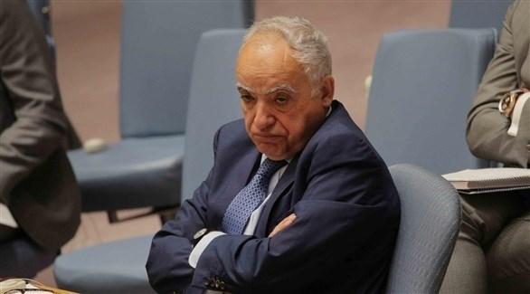 الموفد الأممي الى ليبيا غسان سلامة (أرشيف)