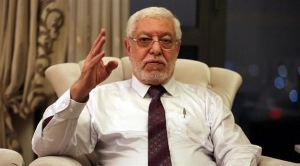 محمود حسين، الأمين العام لتنظيم الإخوان الإرهابي (أرشيفية)