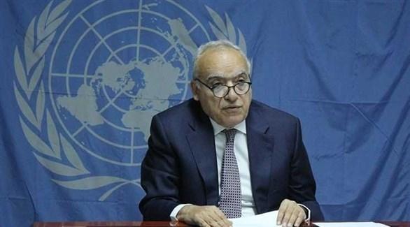المبعوث الأممي الخاص لليبيا غسان سلامة (أرشيف)
