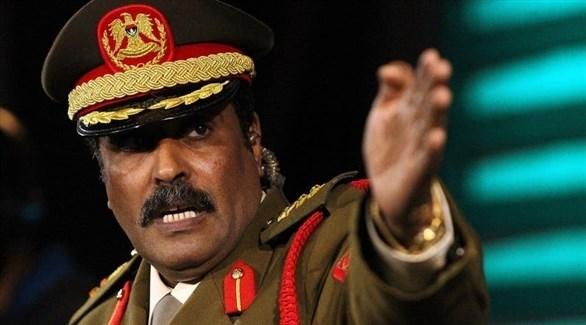 المتحدث باسم الجيش الوطني الليبي أحمد المسماري (أرشيف)