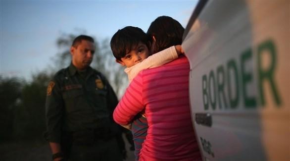 فصل الأطفال عن ذويهم على الحدود الأمريكية (أرشيف)