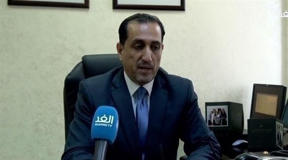 الناطق الرسمي بإسم وزراة الخارجية الأردنية السفير