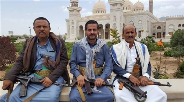 اللواء الإخواني الذي انضم للحوثي (من المصدر)