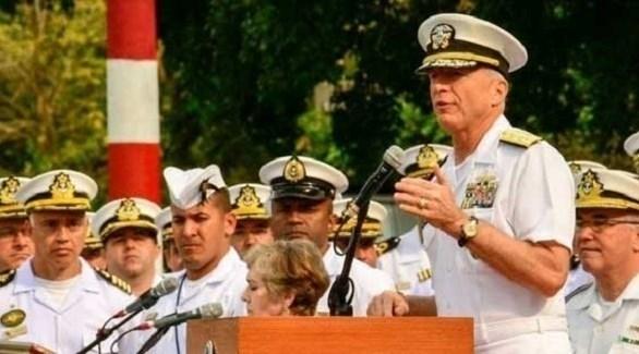 قائد القيادة الجنوبية في الجيش الأمريكي كريغ فالر (أرشيف)