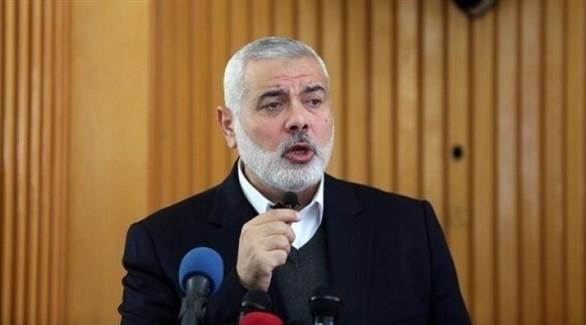 زعيم حماس اسماعيل هنية (أرشيف)