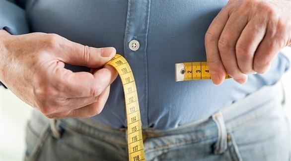 إنقاص 9 كغم يحسن الخصوبة بنسبة 10 بالمائة (تعبيرية)