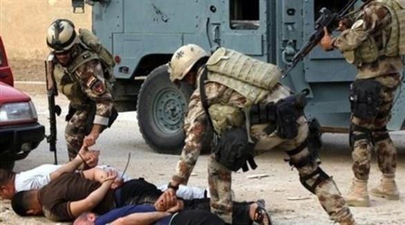 الجيش العراقي يعتقل دواعش في الموصل (أرشيف)