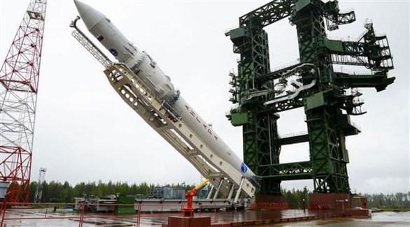 صاروخ باليستي روسي (أرشيف)