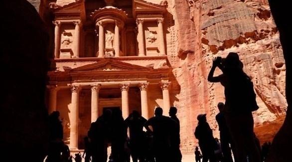 البتراء الأردنية (أرشيف)