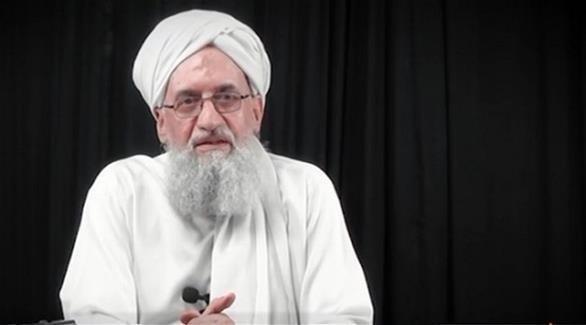 زعيم تنظيم القاعدة أيمن الظواهري (أرشيف)