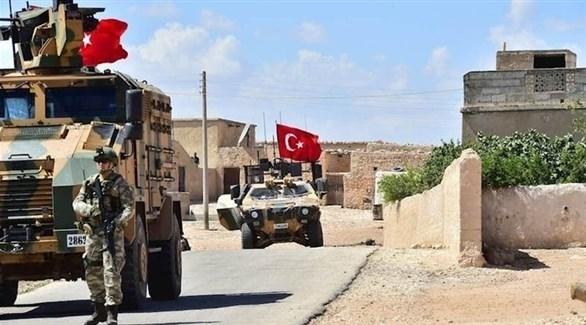 مدرعات تركية في شمال سوريا (أرشيف)