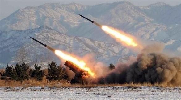 إطلاق صواريخ كورية شمالية (أرشيف)