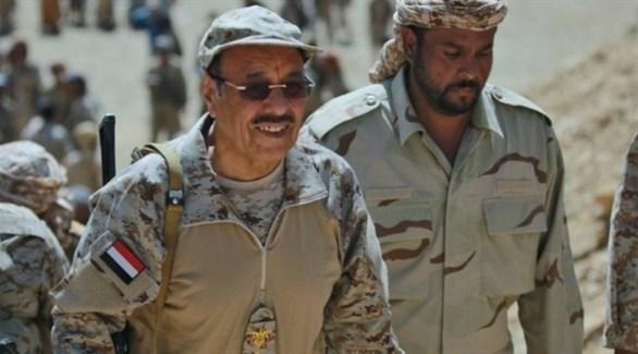 علي محسن الأحمر (أرشيف)