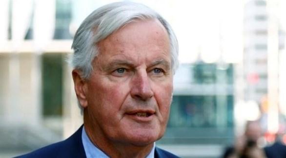 مفاوض الاتحاد الأوروبي بشأن خروج بريطانيا من التكتل، ميشيل بارنييه (أرشيف)