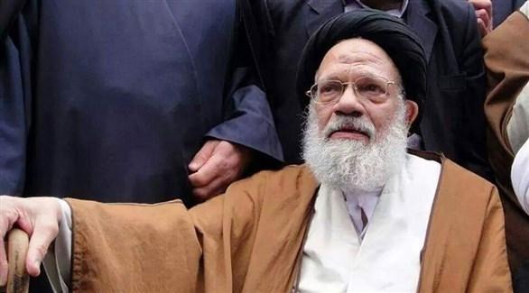 المرجع الشيعي كاظم الحائري (أرشيف)