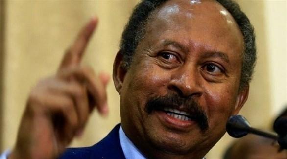 رئيس الوزراء السوداني الجديد عبد الله حمدوك (أرشيف)