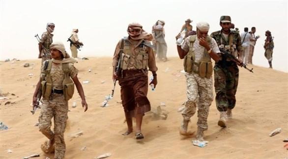 عناصر من قوات النخبة الشبوانية (أرشيف)