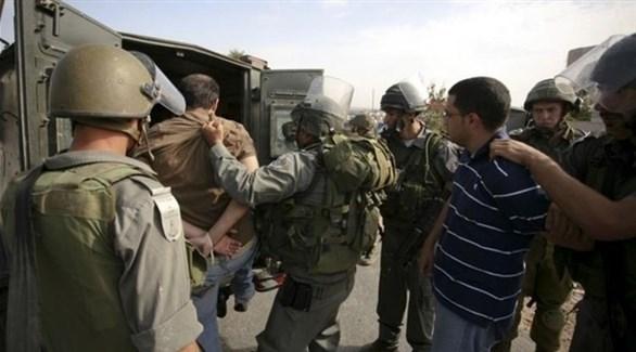 اعتقالات في الضفة الغربية (أرشيف)