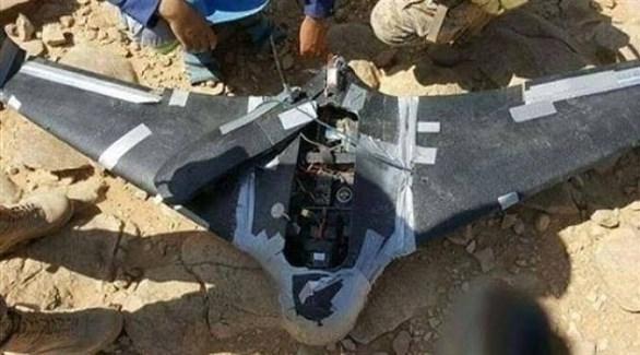 إسقاط طائرة مسيرة للحوثيين (أرشيف)
