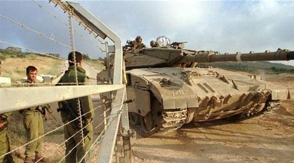 قوات الاحتلال الإسرائيلي (أرشيف)