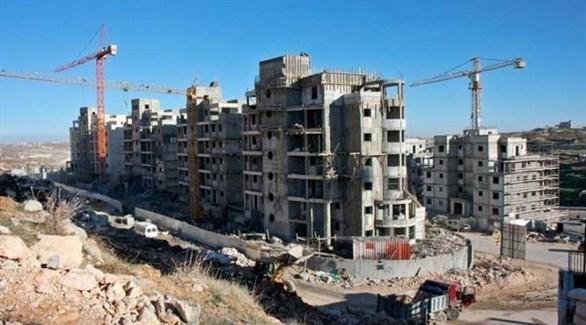 مستوطنات إسرائيلية في الضفة الغربية (ارشيف)