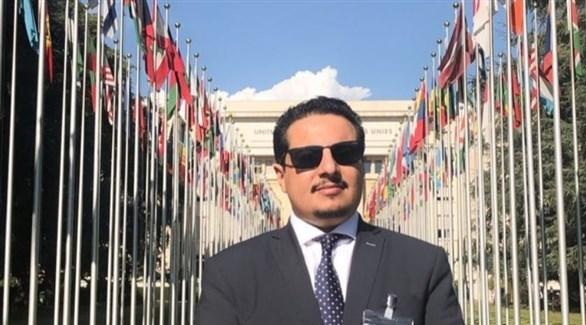 القيادي الإخواني اليمني في مكتب الرئاسة ياسر الحسني (تويتر)