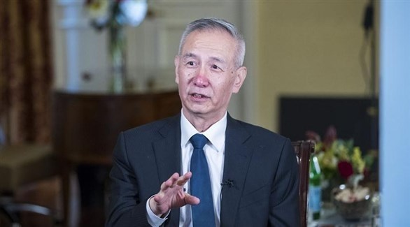 نائب رئيس وزراء الصين ليو هي (أرشيف)