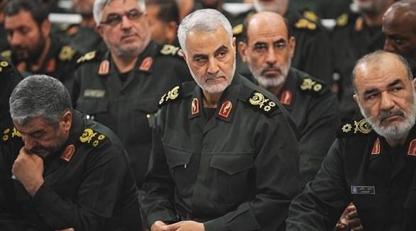 قائد فيلق القدس الإيراني قاسم سليماني (أرشيف)
