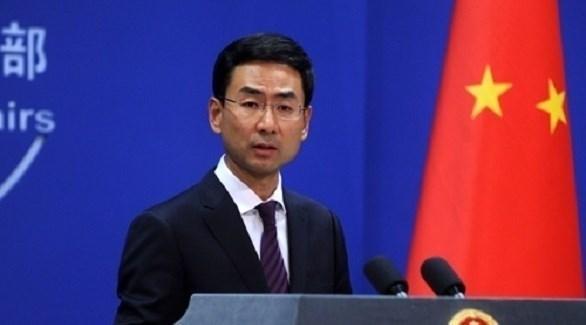 المتحدث باسم وزارة الخارجية الصينية غنغ شوانغ (أرشيف)